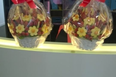 Fruit flowers delivered to Flamingo Central London Office
