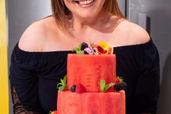 Lisa Riley - Watermelon Cake made by FruityGift