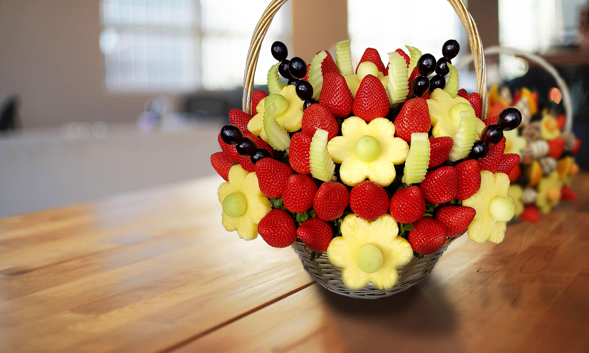 Fruity Gift: Blog