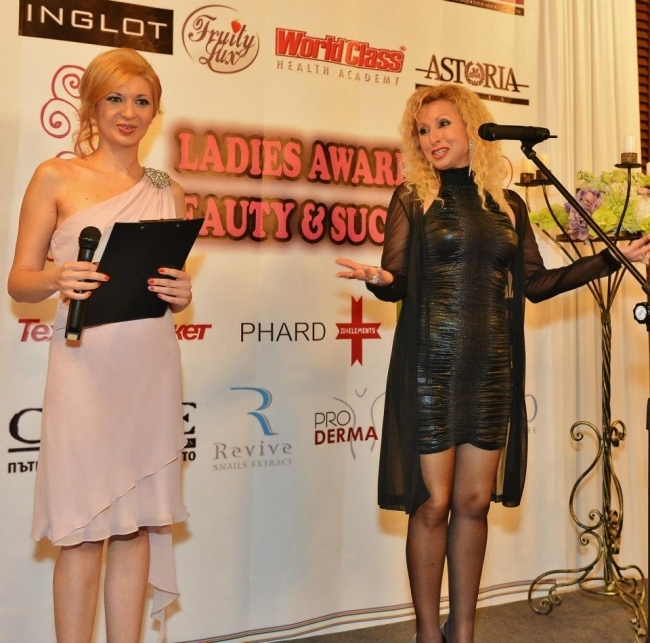 Ladies Awards sponsored by Fruity Lux ( Fruity Gift )