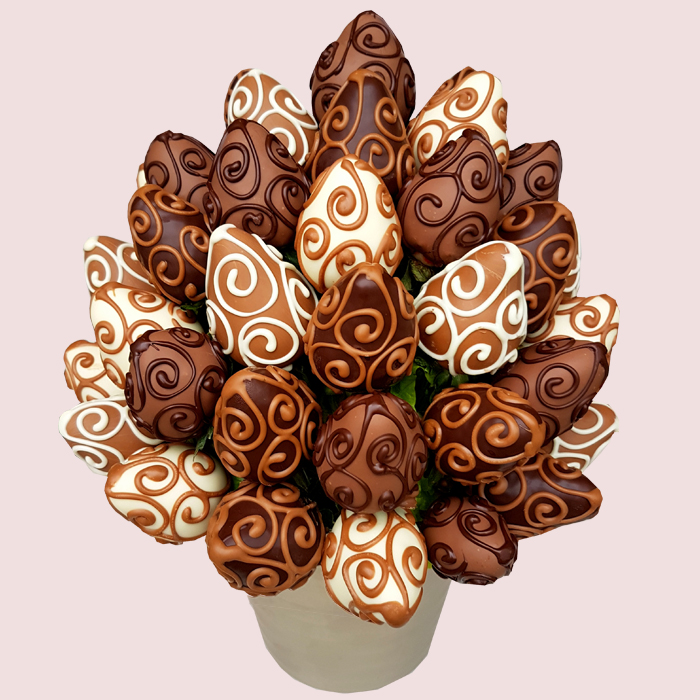 Chocolate Bouquets Valentine S Day Gift Fruity Gift Blog