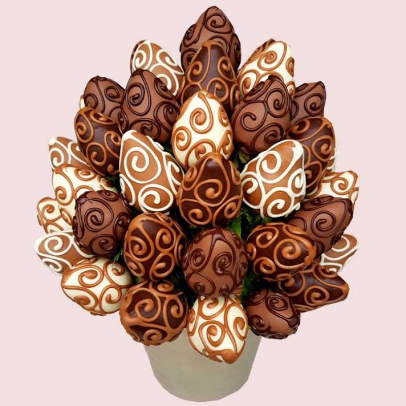 NEW! Four Seasons Chocolate Bouquet