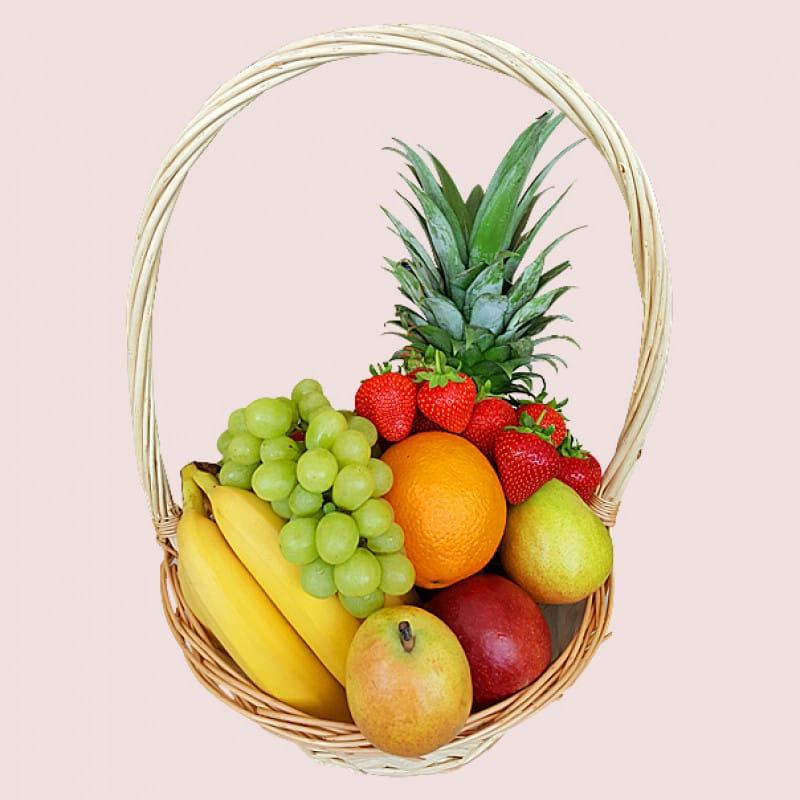 Fruity Gift Fresh Fruit Basket And Hampers Delivered Same