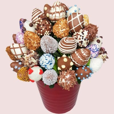 Berry Chocolate Bouquet