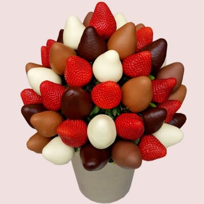 NEW! Premium Chocolate Fusion Bouquet