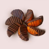 Dark Chocolate Oranges 7 pcs